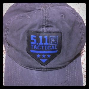 5.11 Tactical hat with Velcro back